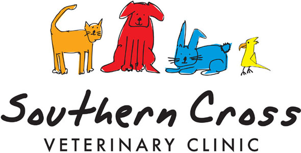 Southern Cross Veterinary Clinic Logo